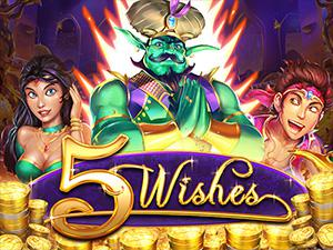 Play 5 wishes