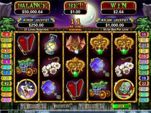 Ruby Riches Slots