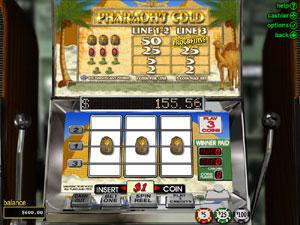 slot machines vs table games