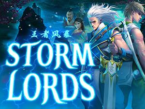 Play Storm Lords